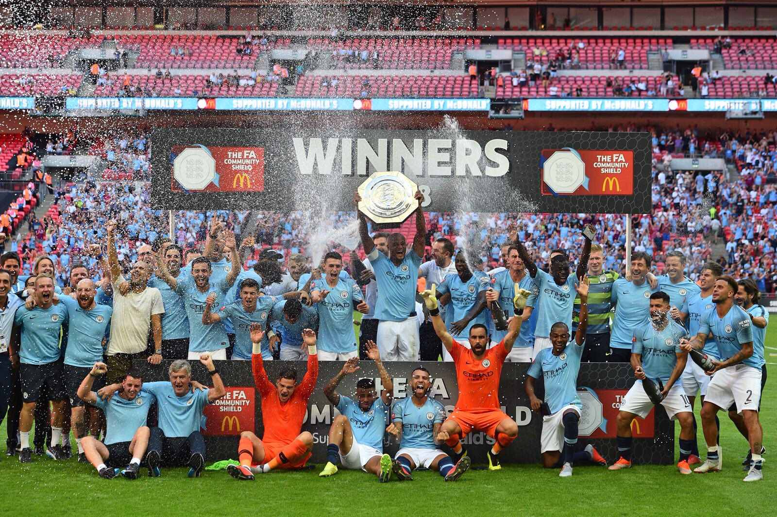 Chấm điểm kết quả Manchester City 2-0 Chelsea