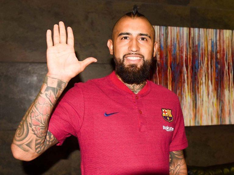 #Barcellona, ecco #Vidal   - Ukustom
