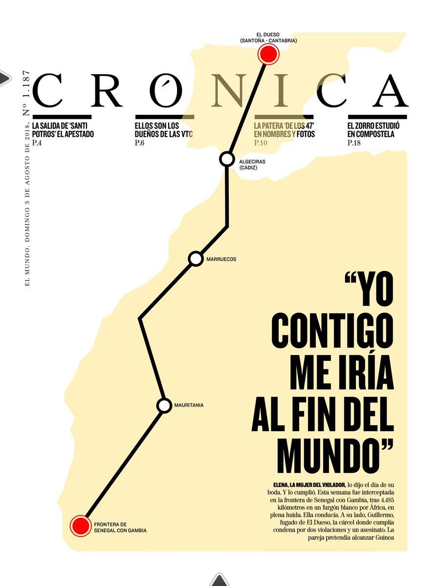 Crónica El Mundo On Twitter Por Si No Habéis Ido Hoy Al Quiosco