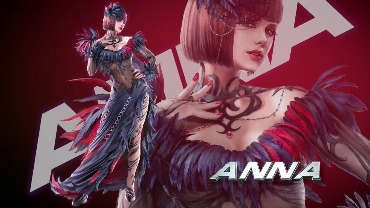 Anna and Lei will be returning to Tekken 7!  ALONG WITH WALKING DEAD&#39;S NEGAN?! PREPARE FOR BLOOD!  Trailer:  https://www. youtube.com/watch?v=Sy3BHk OA6eM &nbsp; …   #Tekken7 #EVO2018 #WalkingDead #Anna #Lei<br>http://pic.twitter.com/d61ygg1Qvy