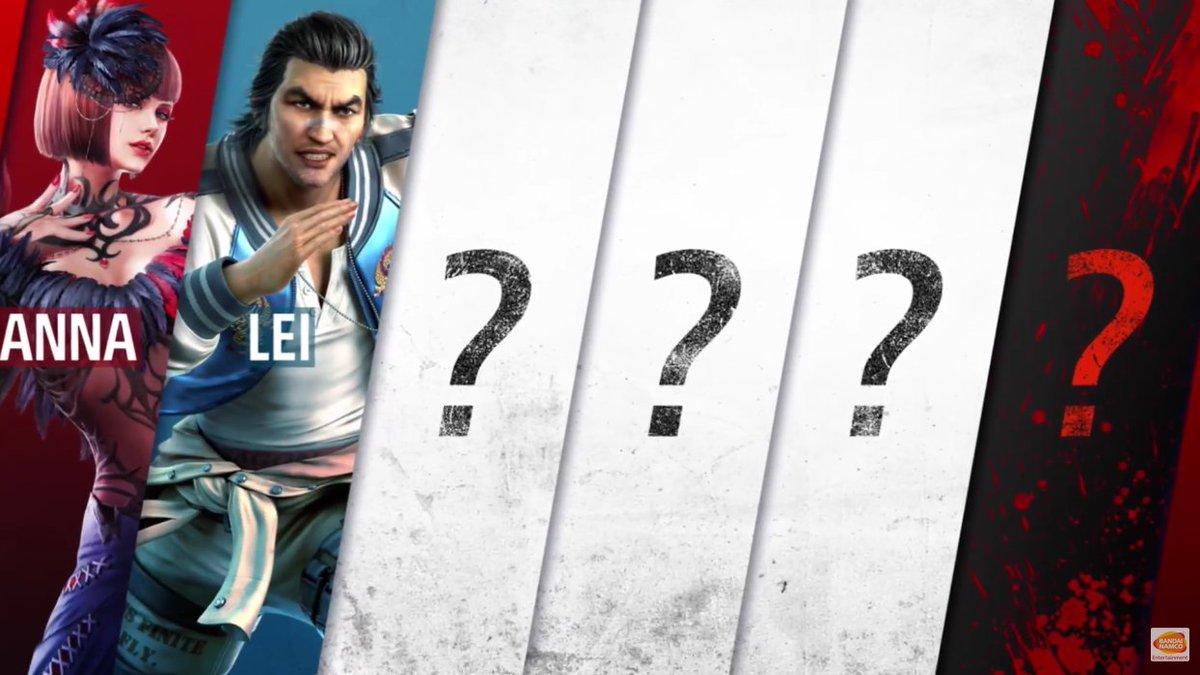 TEKKEN 7 Season 2 Brings Lei Wulong, Anna Williams, 3 more (unannounced) characters, plus Negan from The Walking Dead! ( https:// bit.ly/2vGTBjf  &nbsp;  )  EVO &#39;18 Reveal Trailer! New mechanics also shown but not explained... Craaaazy!! #Tekken7 #Tekken #EVO2018 #TheWalkingDead #FGC<br>http://pic.twitter.com/8CHnwQGUOc