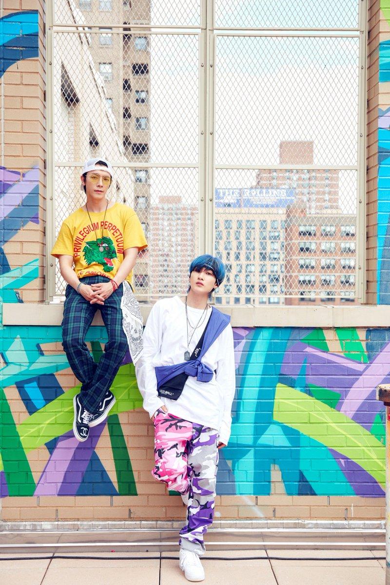 韓国でリリース「Bout You」
