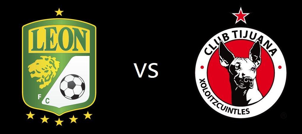 León vs Xolos Tijuana J3 Liga MX 2019