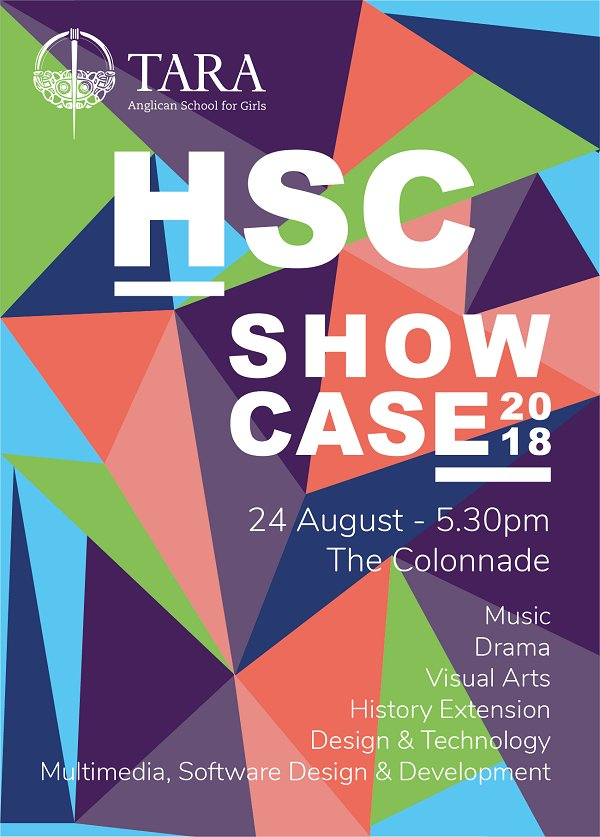 Tara School On Twitter We Welcome All Family Friends To Join Us On 24 August At 5 30pm For The Hsc Showcase For 2018 Let S Celebrate These Amazing Works Performances