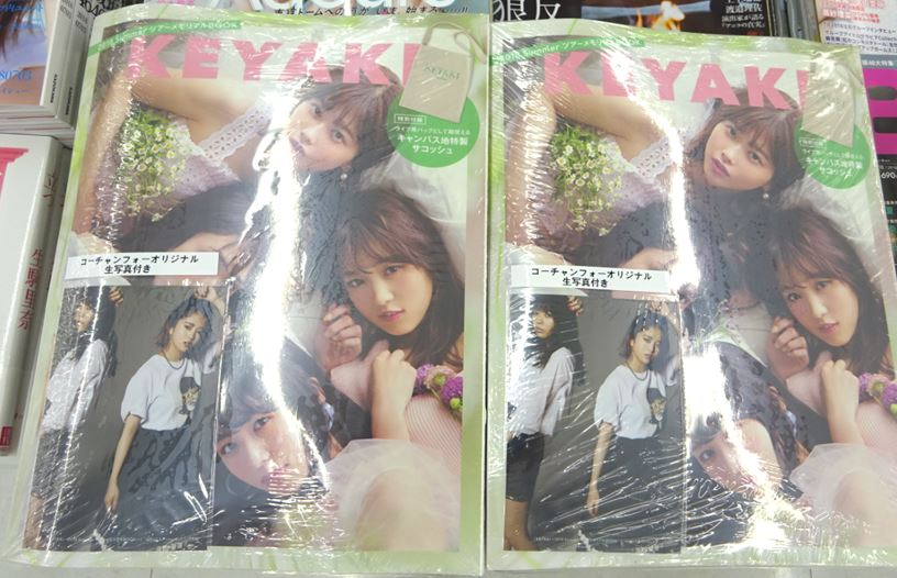 KEYAKI〜2018 Summer ツアーメモリアルBOOK〜に関する画像4