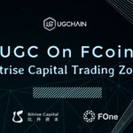 Image for the Tweet beginning: #ugChain UGC will be listed