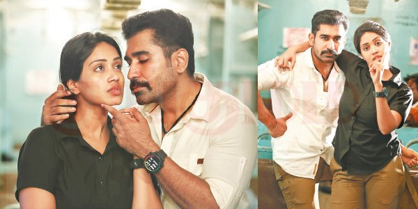 Troubles for Nivetha?