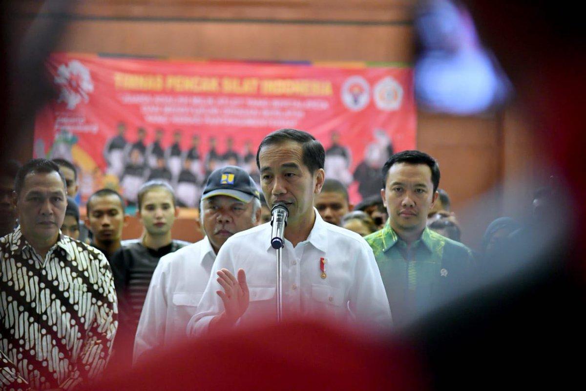 Joko Widodo On Twitter Kepada Masyarakat Lombok Dan Sekitarnya