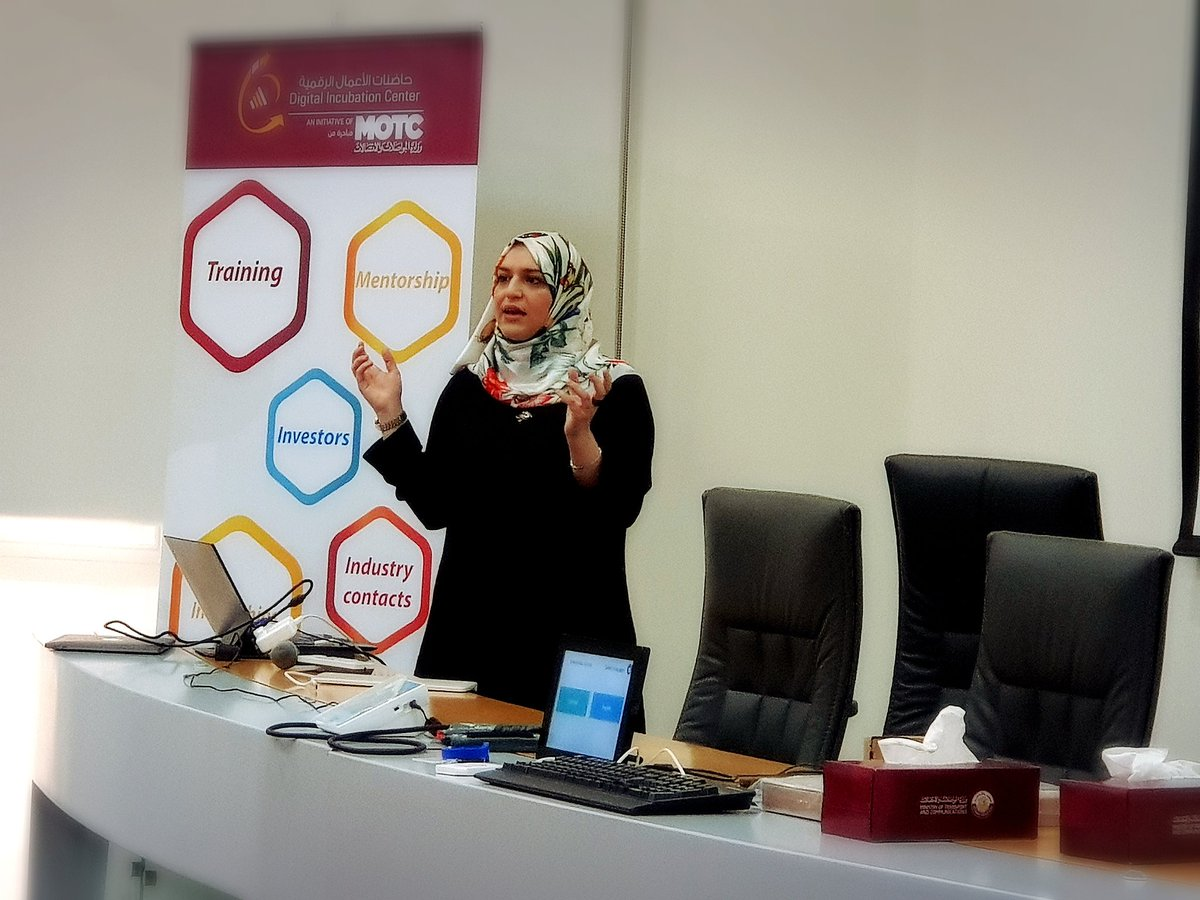 ArabWICQatar photo