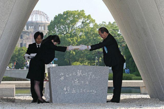 Conmemoran holocausto de Hiroshima