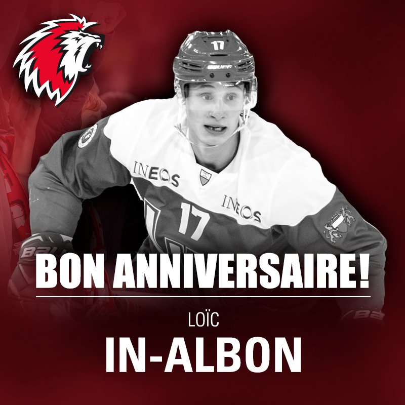 Lausanne Hockey Club On Twitter Joyeux Anniversaire A Loic In