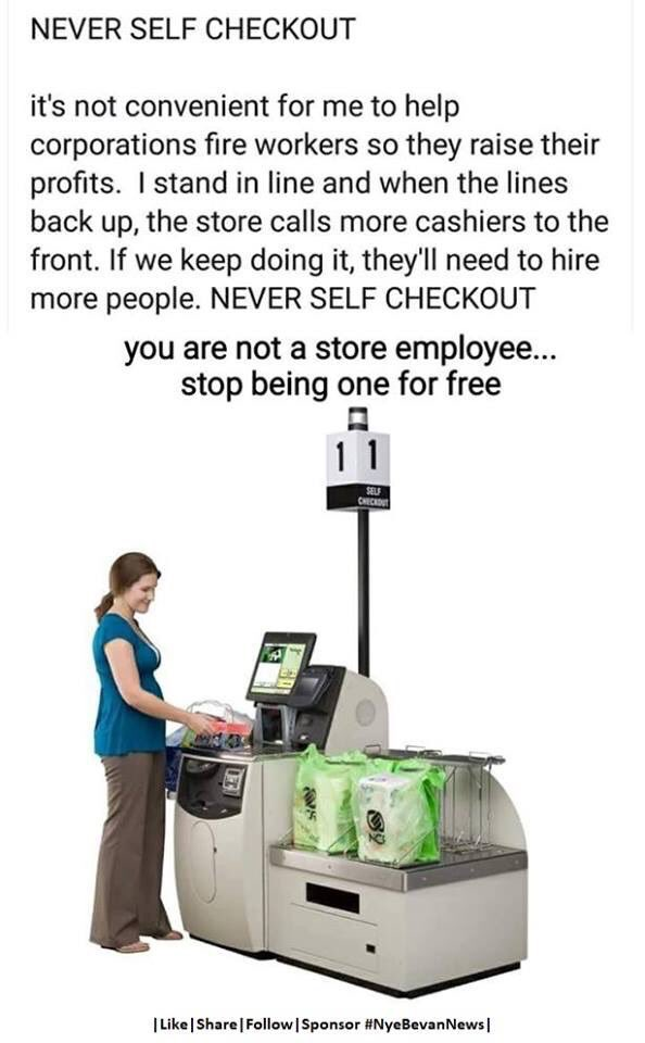a look at retailer benefits from self check out lines Mobile self scanning checkout: the platform is designed to capture the key benefits mobile technology can provide to shoppers and retailers, including futureproof retail's mobile checkout solution can also benefit a stadium environment.