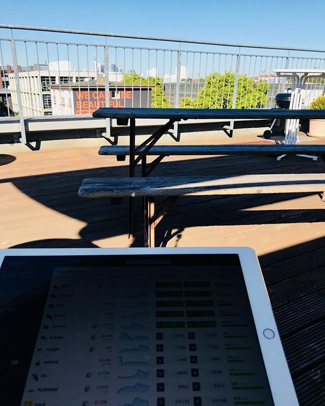 #myworkplace #today #frankfurt https://t.co/TpUnysW4Na https://t.co/9We0Noh9i6