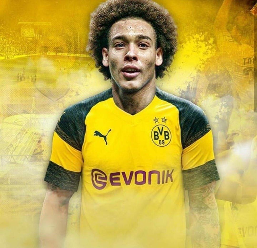 Camiseta Borussia Dortmund Axel Witsel
