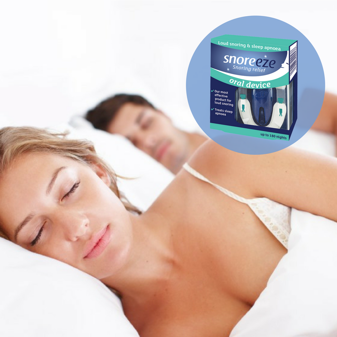 """snoreeze on twitter: """"loud snorer? the snoreeze oral device moves"""