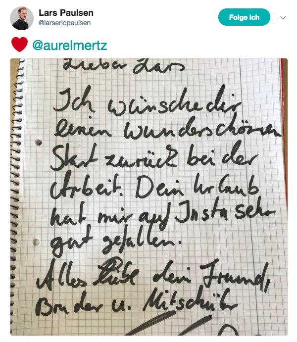 Lars Paulsen On Twitter Ich Schreibe Der Stadt Eine Mail Sie