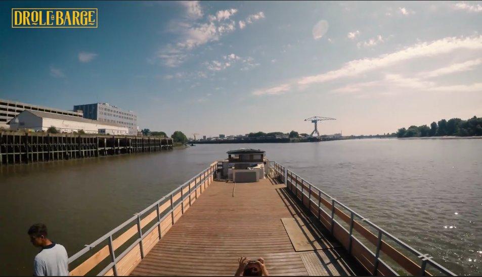 Nantes Hype S Tweet La Drôle De Barge Future
