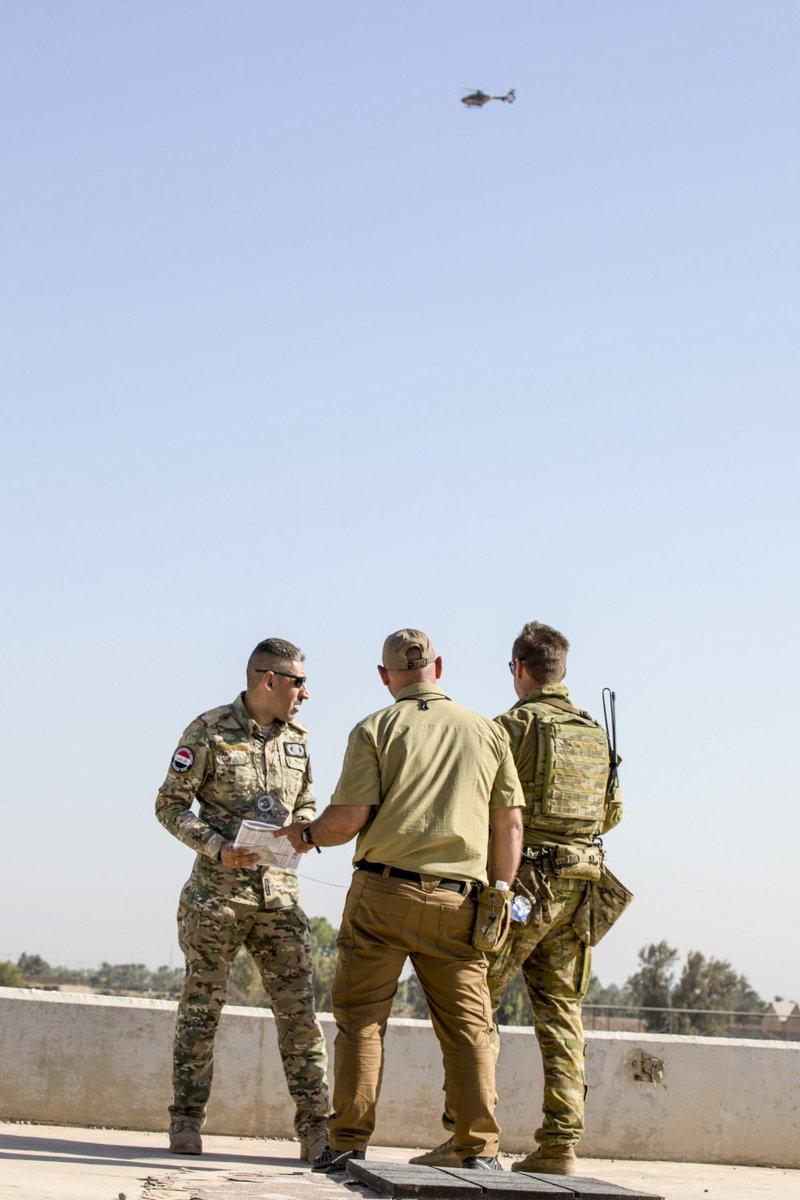 جهود التحالف الدولي لتدريب وتاهيل وحدات الجيش العراقي .......متجدد - صفحة 3 Dj6Lg1qVsAAfqRw