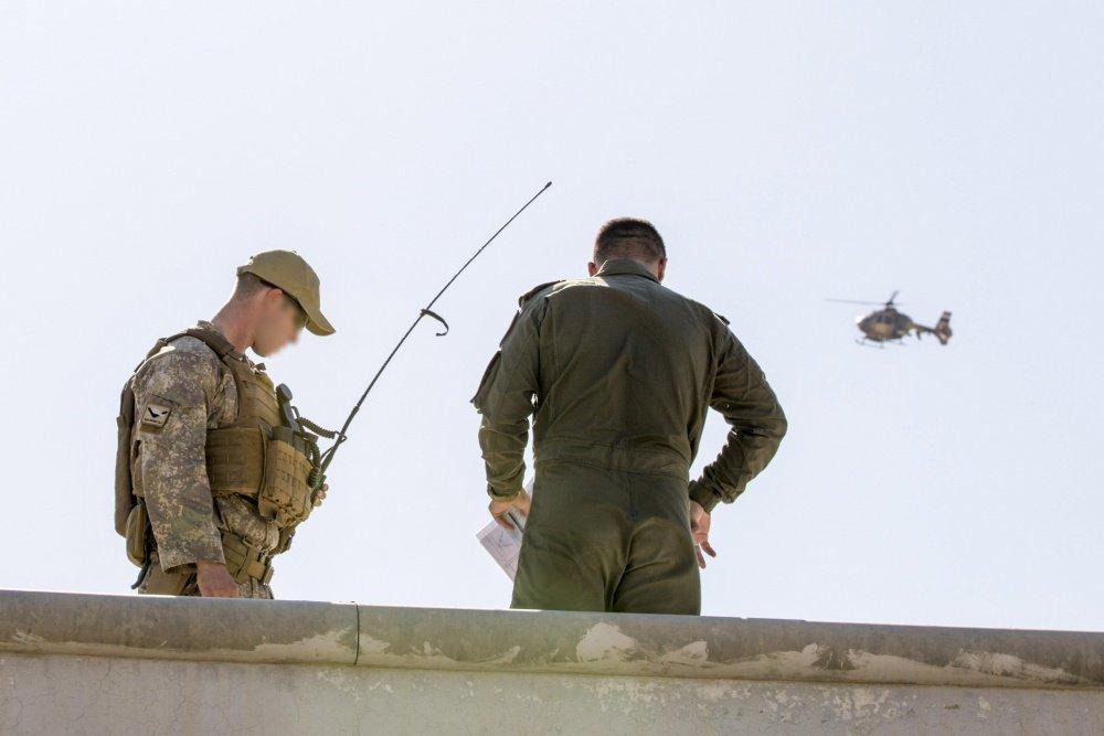 جهود التحالف الدولي لتدريب وتاهيل وحدات الجيش العراقي .......متجدد - صفحة 3 Dj6LiUuU4AISiQS
