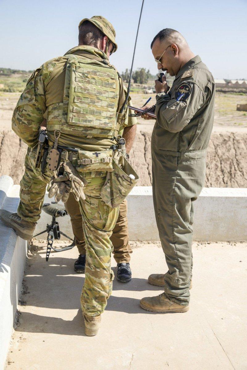 جهود التحالف الدولي لتدريب وتاهيل وحدات الجيش العراقي .......متجدد - صفحة 3 Dj6Lmj4UcAAsGBO