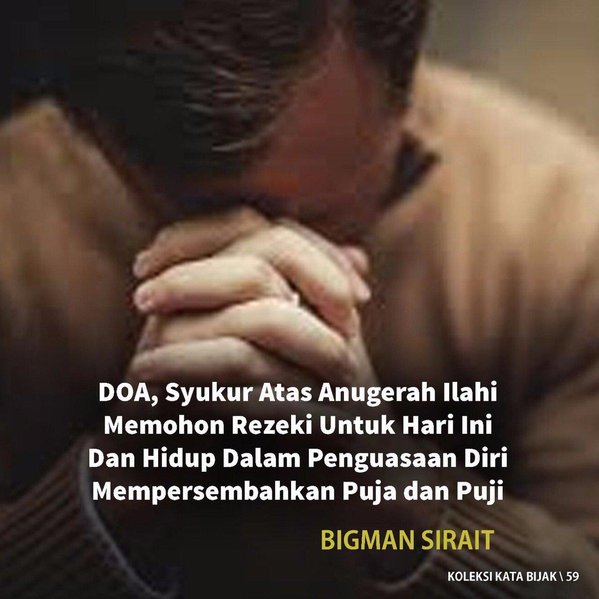 Pdt Bigman Sirait Auf Twitter Yaypama Yayasanpama