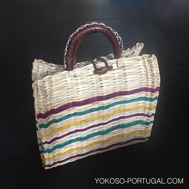 test ツイッターメディア - ポルトガル伝統工芸のかわいいバッグ。 #ポルトガル https://t.co/GJAKmgEjxw