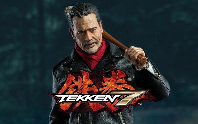 The Walking Dead : Negan devient un personnage de Tekken 7 https://t.co/tvNe7gcIbk