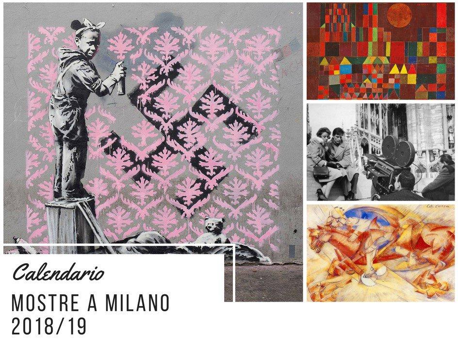 Milanoguida Calendario.Mostre Ultime Notizie Ukustom
