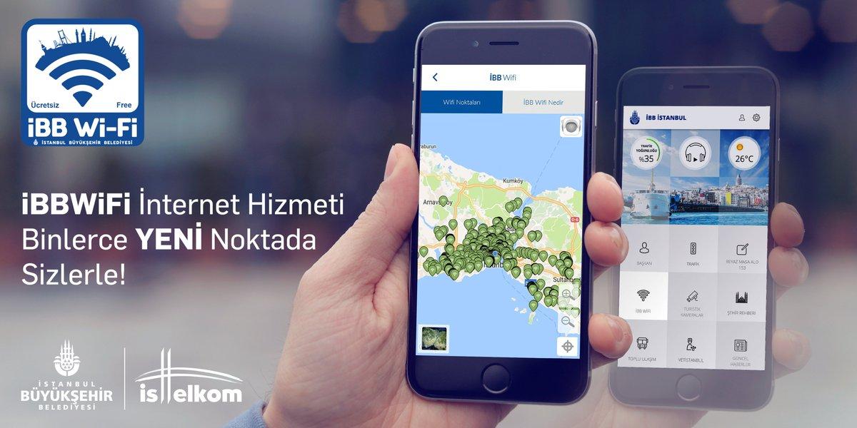 Image result for Ä°STTELKOM IBB wifi