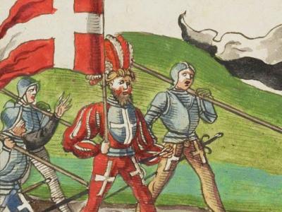 En la batalla con menos bajas de la historia solo se registró un muerto, y fue por la coz de una mula. ¿Cuál fue esta batalla?  https://t.co/iQiUMuGDAr