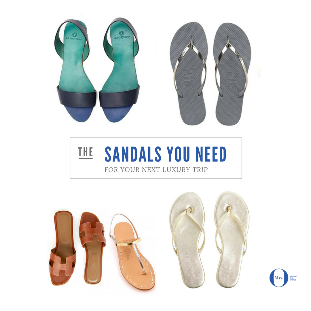 2018 Update: 5 flat sandals for your next luxury beach holiday  https://t.co/Lv25jewVGT #shoes #shopping https://t.co/niKMwLGPJx