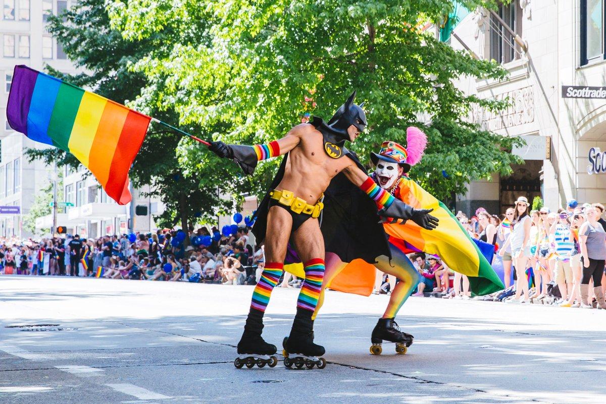 Spokane's pride and rainbow festival