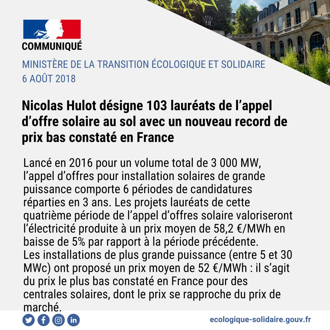 Ministère de la Transition écologique et solidaire on Twitter ... c8db4bd39228