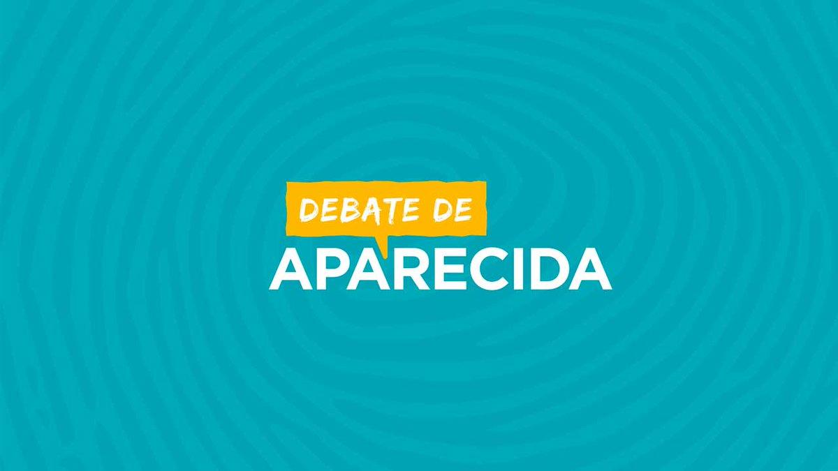 Rede Aparecida divulga detalhes do Debate presidencial #DebatePresidencial #TVAparecida #RedeAparecida -