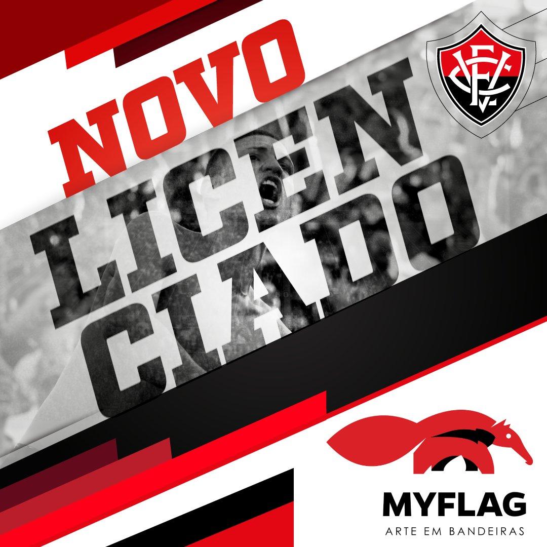 599eb87b08 ✓A Myflag é a mais nova parceira do Esporte Clube Vitória. Alta qualidade e