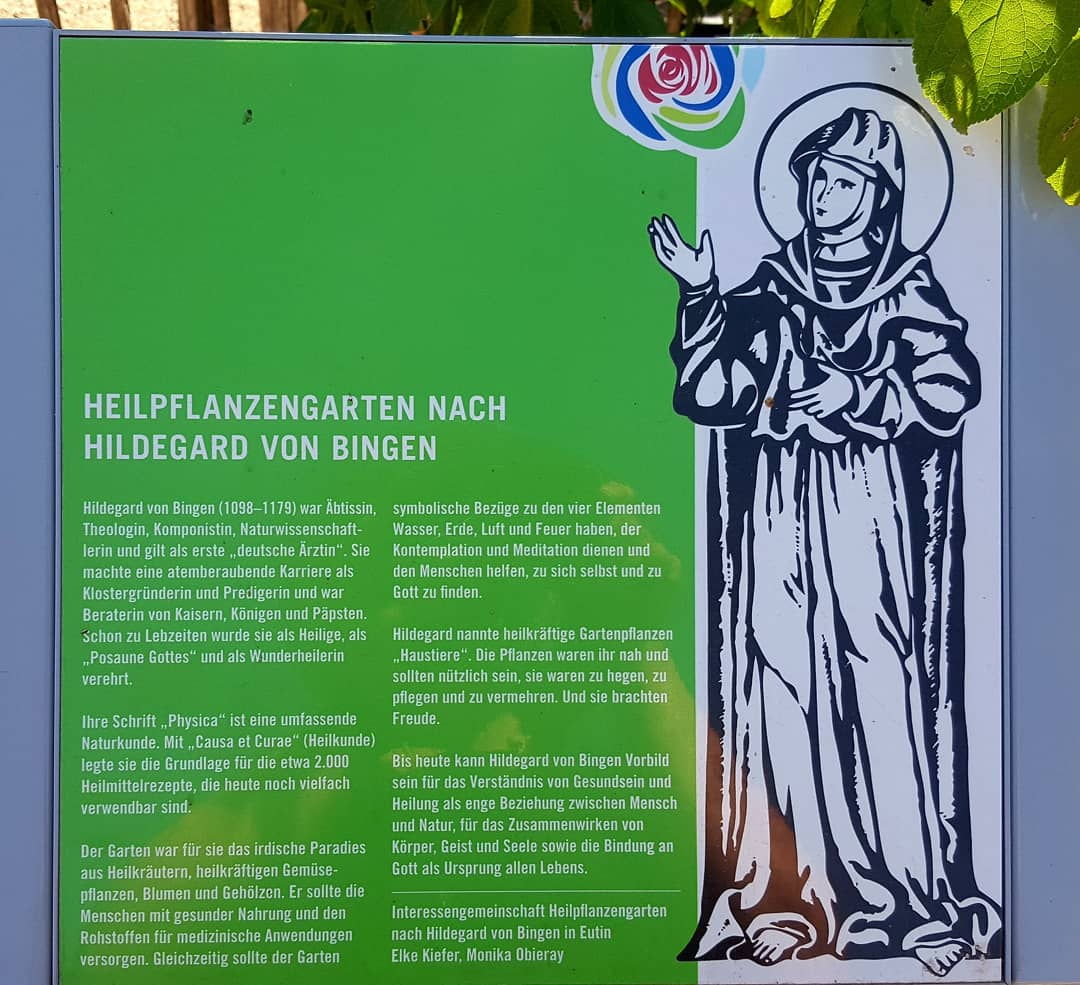 hildegard of bingen essay Mural of hildegard from the benedictine abbey of st hildegard near bingen (bob sessions photo) i wrote the following essay for next avenue, a website affiliated with the public broadcasting service (pbs).