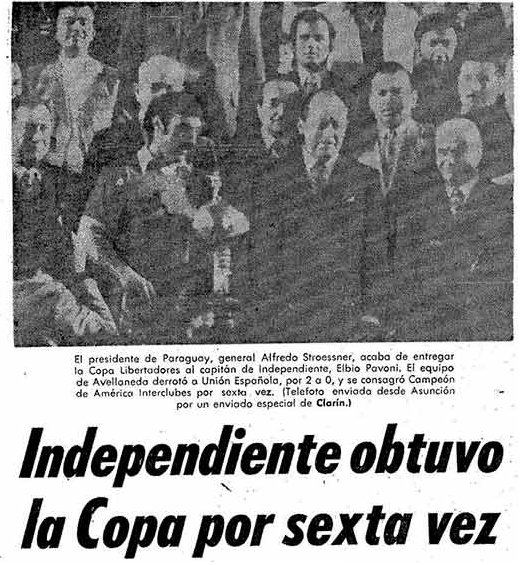 "Revisionismo Fútbol on Twitter: ""1⃣5⃣ #Independiente obtiene por ..."