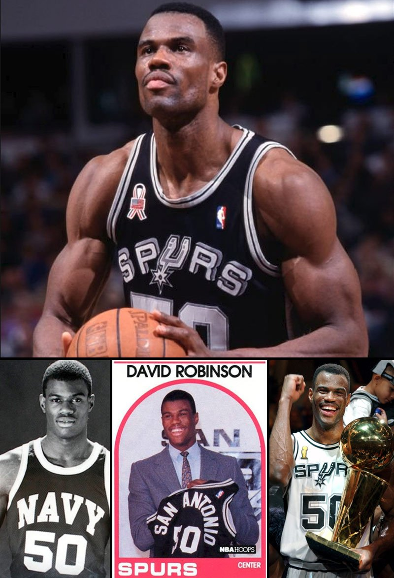 Ballislifecom On Twitter Hbd David Robinson He Was So