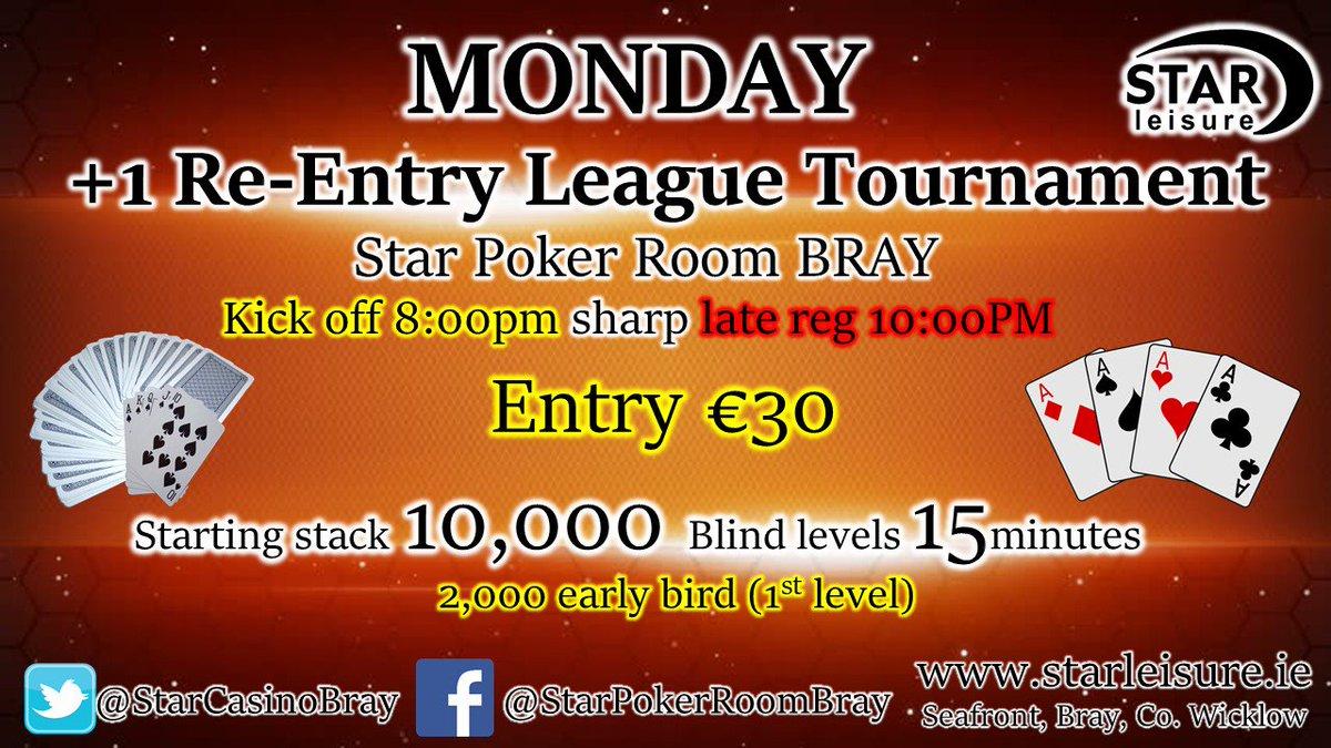 Star poker room bray hard rock casino poker