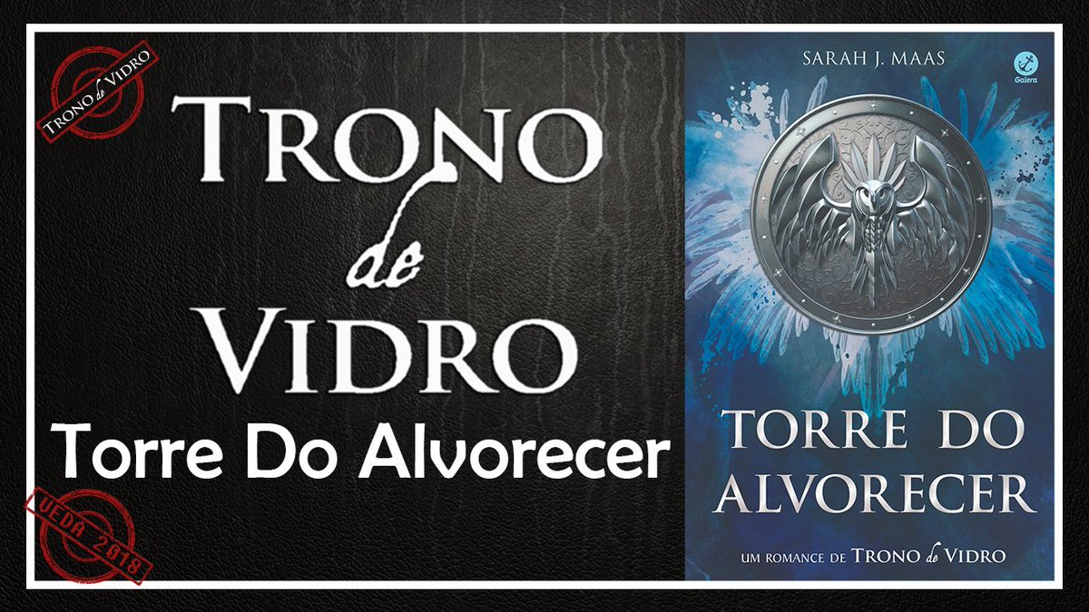 Torre Do Alvorecer (Trono de Vidro #6) - Sarah J. Maas (VEDA 06) (4x137) @SJMaas @galerarecord #TorreDoAlvorecer #TronodeVidro #SarahJMaas #VEDA #FALANDODETOG #TOG #ThroneOfGlass #ChaolWestfall #NesrynFaliq #Sartaq #YreneTowers #TowerOfDawn  Vídeo: http://bit.ly/2M4dcnDpic.twitter.com/TC4U3ZUl32