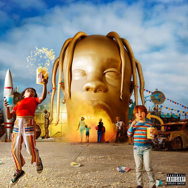 .@trvisXX may reach highest UK chart position yet with third album 'Astroworld' https://t.co/pGlRRVV1AK https://t.co/wjSTUZtrrP
