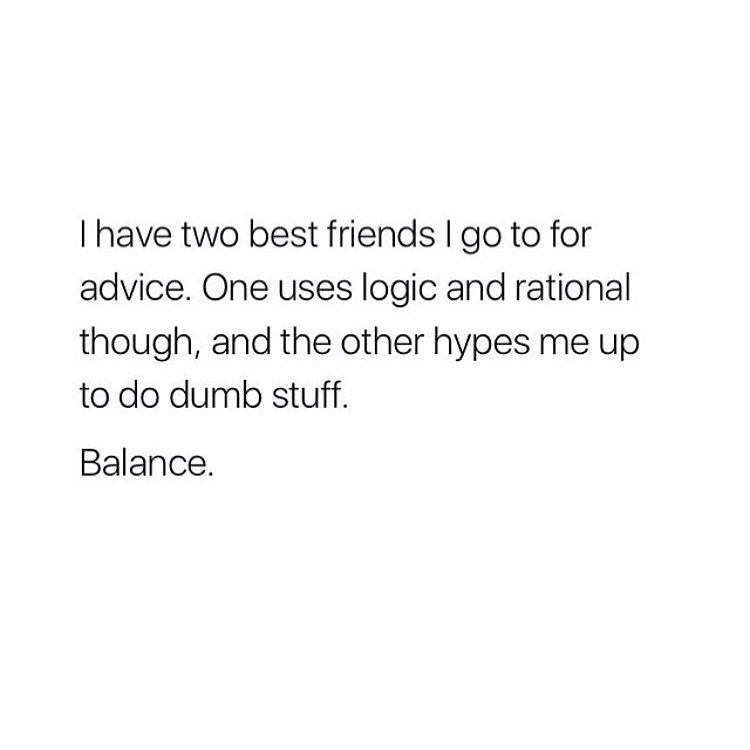 two kinds of friends