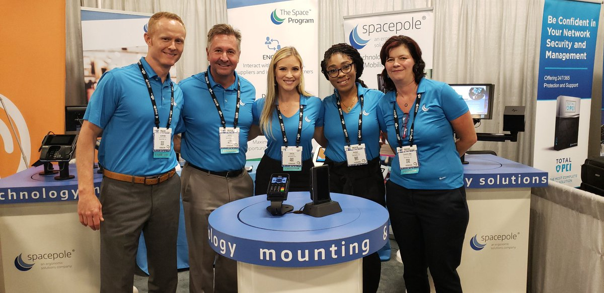 test Twitter Media - Your SpacePole, Inc team! Booth 1304 @InsideRSPA #RetailNOW2018 https://t.co/LCM8IUtIMb