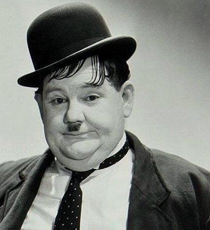 "Laurel and Hardy on Twitter: ""Remembering Oliver Hardy who died on ..."