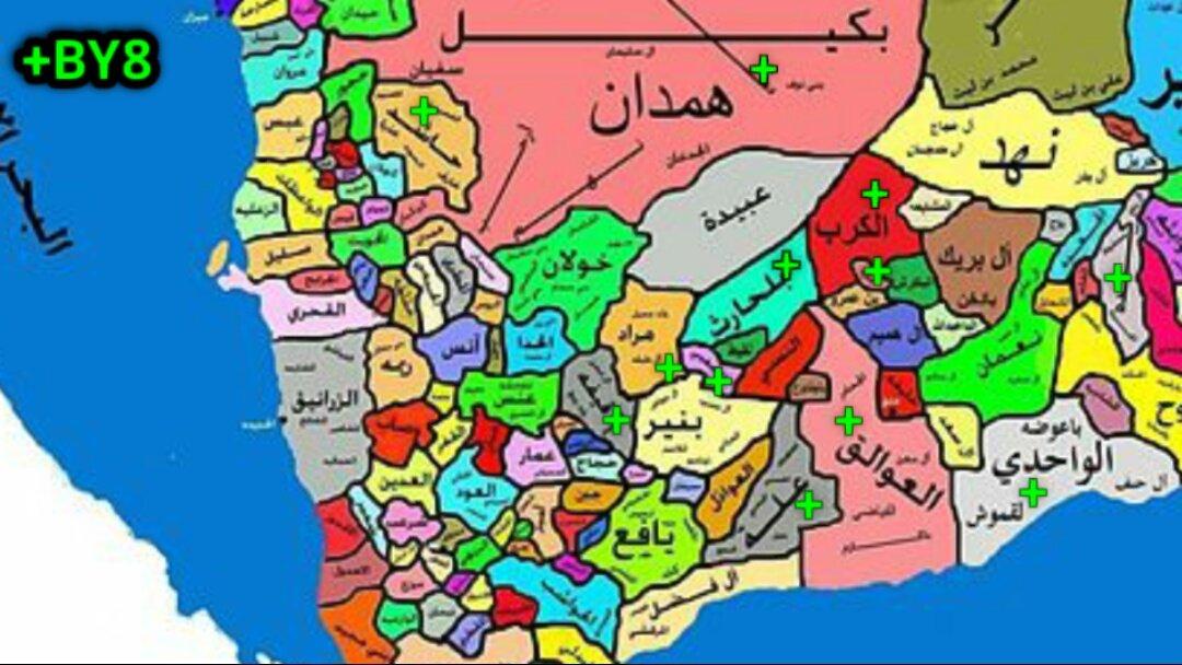 سعد On Twitter خريطة توضح الاماكن والقبائل العربية التي يتواجد بها التحور By8 ونلاحظ تواجده القوي في اليمن وجنوب المملكة وفي القبائل ذات الموروث السبئي تصميم سعد البشري Https T Co 5nsy9o7oex