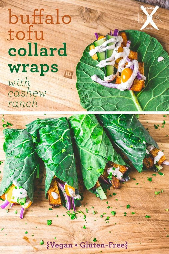 Buffalo tofu collard wraps - https://t.co/hWqGpDNKel 🌱  ❤️ or RT!  #food #foodporn #yum #yummy #foodpic #vegan https://t.co/1e0uu1nyoE