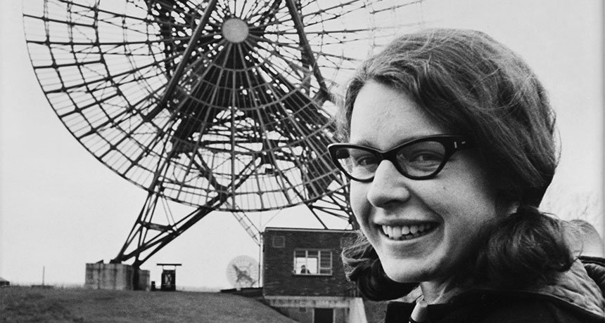 #OTD in 1967, Jocelyn Bell Burnell, then a graduate student, discovered pulsars. The discovery garnered a Nobel Prize just six years after it was announced in 1968 — but Burnell's supervisor got the prize instead of her.  #PulsarWeek