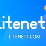 Image for the Tweet beginning: Litenett ICO - a new
