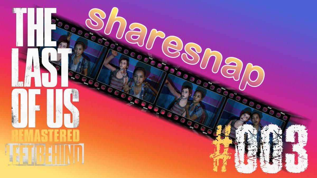 The Last of Us: Left Behind  Folge 03: Is it Snapgram? Is it Instachat? It´s SHARESNAP!!! ► Zum Video:  https:// youtu.be/VM7pinj3kI4  &nbsp;   ► Alle Folgen:  https:// goo.gl/zWpLvU  &nbsp;  <br>http://pic.twitter.com/Fvkv7e6RdO