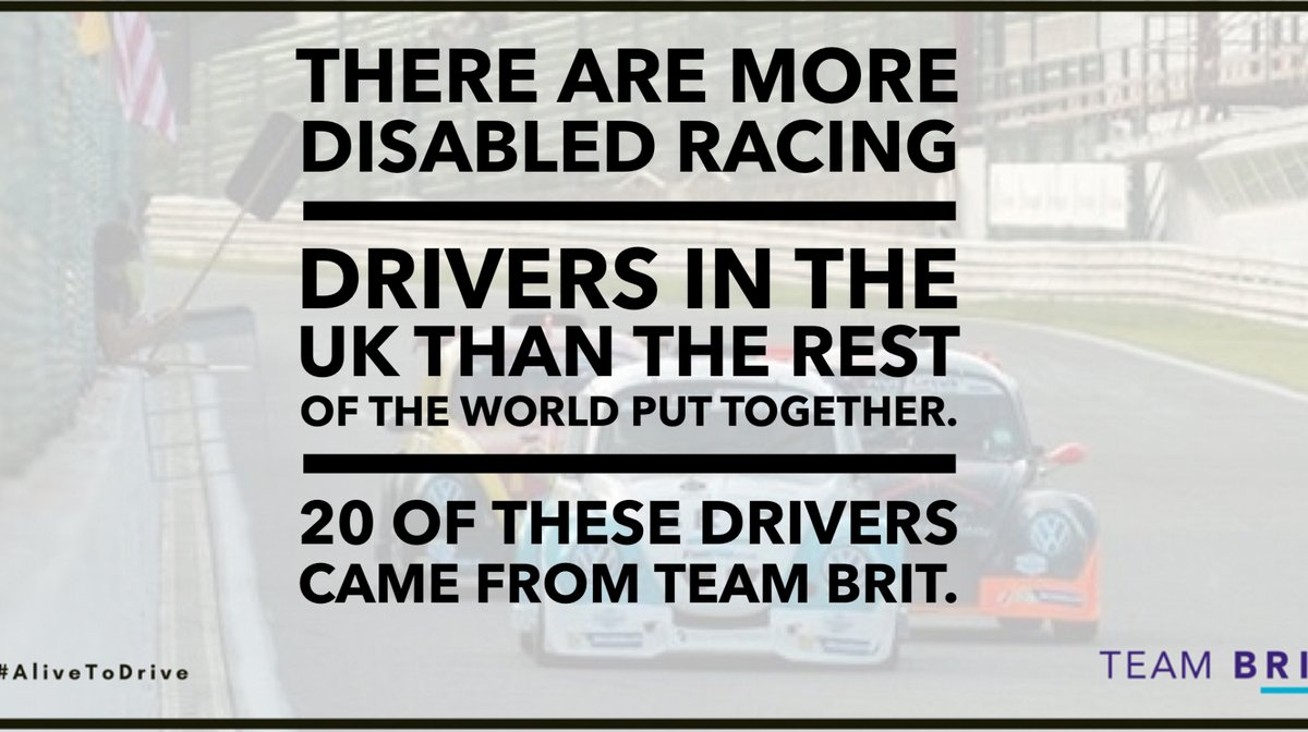 Why Are There So Many More Disabled >> Team Brit On Twitter A Team Brit Fact For You Did You Know We